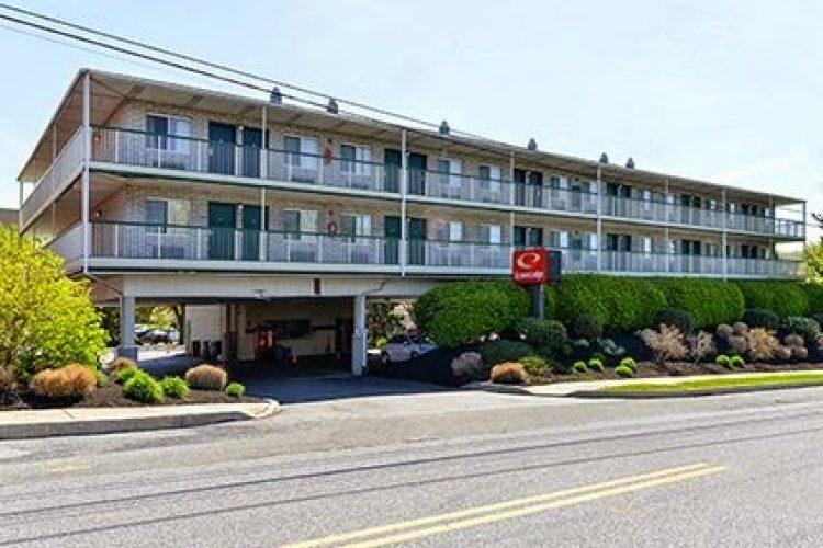 Hotel In Hershey Econo Lodge Hershey Ticati Com