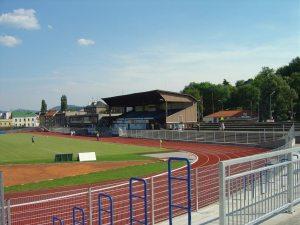 Mestsky stadion, Usti nad Labem