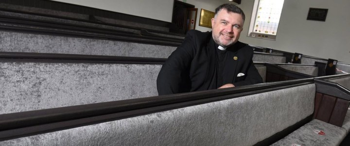 Church Leader Is Humbled and Amazed by Community