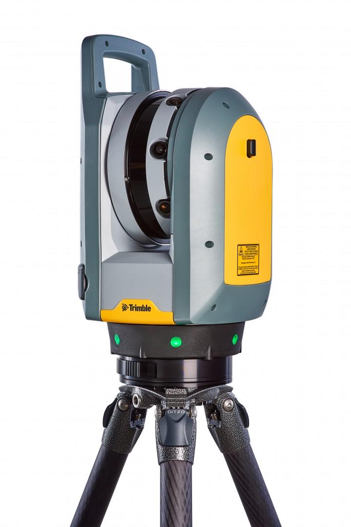 Trimble X7雷射掃描儀與Trimble Realworks 軟體之隧道點雲檢測分析應用 - 空間資訊 | 臺灣儀器行