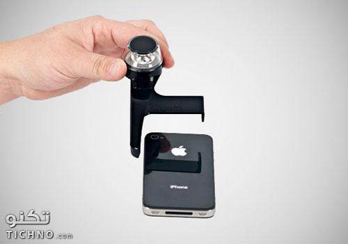 كاميرا فديوي تصوير من جميع الجهات 360 درجة للايفون