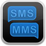 sms - mms تطبيق