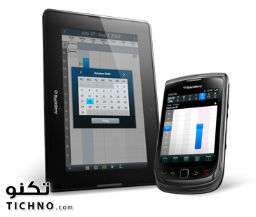 بلاك بيري بوك - blackberry playbook