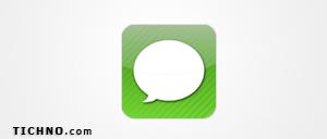 برنامج الـ iMessage الجديد مع إصدار iOS 5