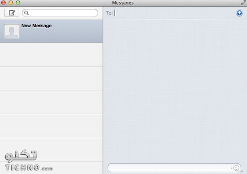 imessage for mac - الاي مسج للماك