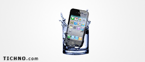 ماذا تفعل إذا سقط هاتفك الايفون في الماء؟