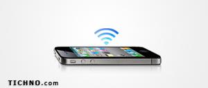 Personal Hoptspot: تحويل الايفون ٤ إلى راوتر يبث الانترنت