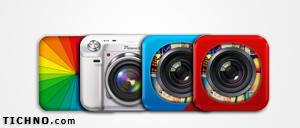 إحترافية التصوير مع برامج الـ iPhone
