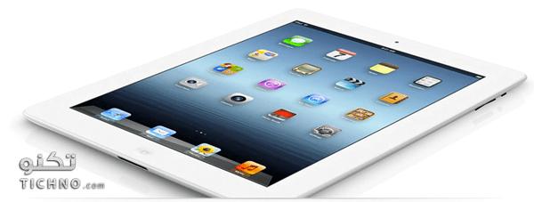 the new ipad 3 photo - صورة لجهاز الايباد الجديد ٣