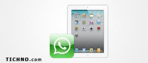 شرح: تثبيت الواتس اب WhatsApp على الايباد والايبود بدون جيلبريك بالصور