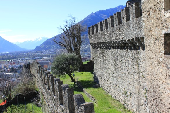 Bellinzona Castelli