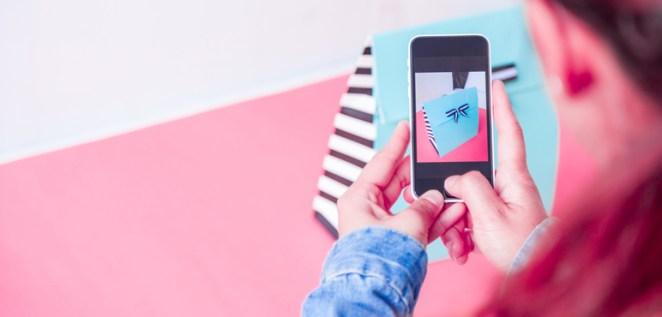 Social Media Product Showcase