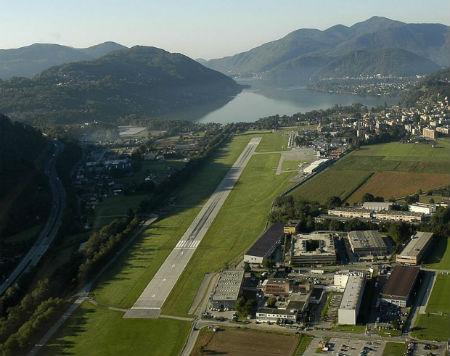 Lugano Airport x