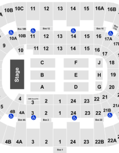 Valley view casino center seat map also and venue information rh ticketclub