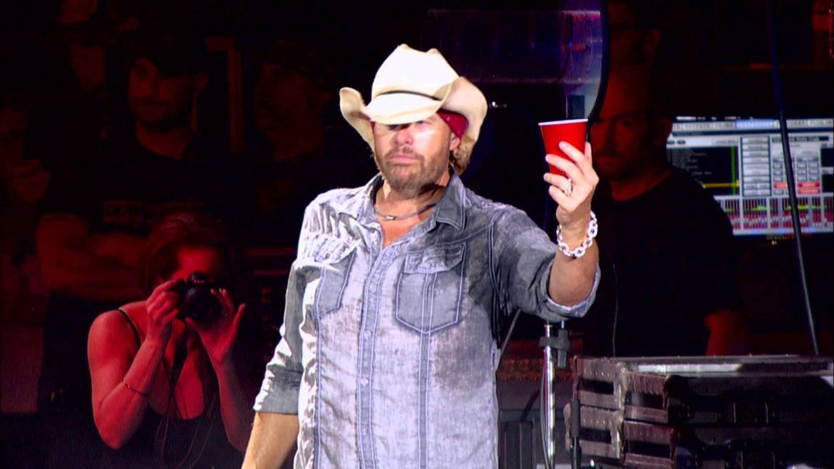 """Toby Keith Announces """"That's Country Bro! Tour"""" 2019 Dates"""