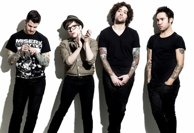 Fall Out Boy Wallpaper Save Rock And Roll Fall Out Boy Announces M A N I A 2017 North American