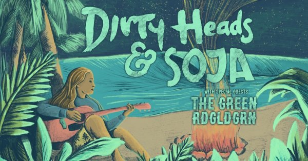 the dirty heads soja 39 s 2017 summer tour dates tickets on sale. Black Bedroom Furniture Sets. Home Design Ideas