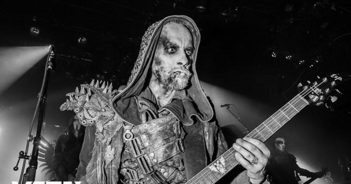 Behemoth Announce 'Ecclesia Diabolica America 2018 e.v.' Tour Dates