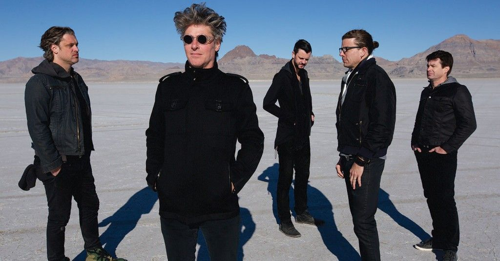 Collective Soul Annonce 25th Anniversary Tour Dates