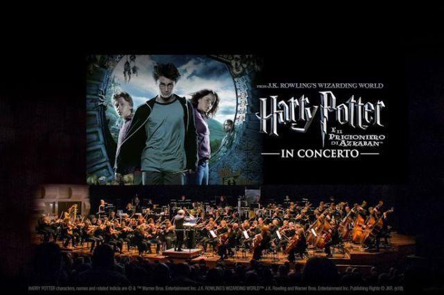 Risultati immagini per harry potter in concerto