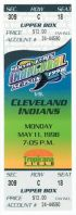 Indians at Devil Rays 1998