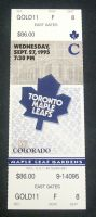 Avalanche at Maple Leafs 1995