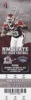 2011 NCAAF Nevada at New Mexico State