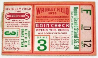1935 World Series Game 3 Cubs at Tigers 172