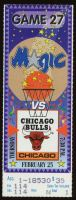 1993 Bulls at Magic