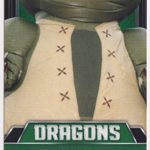 2014 Dayton Dragons ticket stub vs Silver Hawks for sale