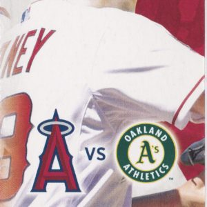 2016 Los Angeles Angels vs Oakland Sep 26