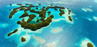 Goedkope vliegtickets Palau