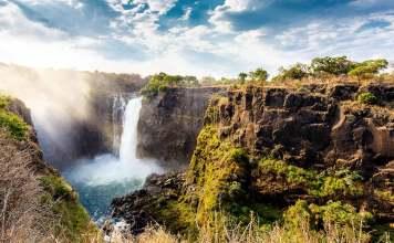Goedkope vliegtickets Zambia