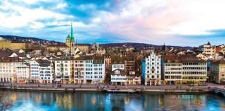Goedkope vliegtickets Zurich
