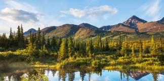 Goedkope vliegtickets Alaska