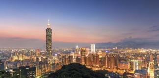 Taiwan Taipei vliegtickets