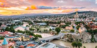 Goedkope vliegtickets Tbilisi