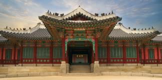 Zomervakantie Zuid-Korea