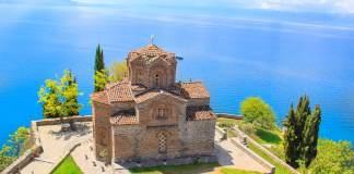 Macedonie Ohrid
