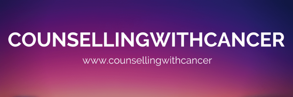 Guest blog: How I came to be a cancer counsellor