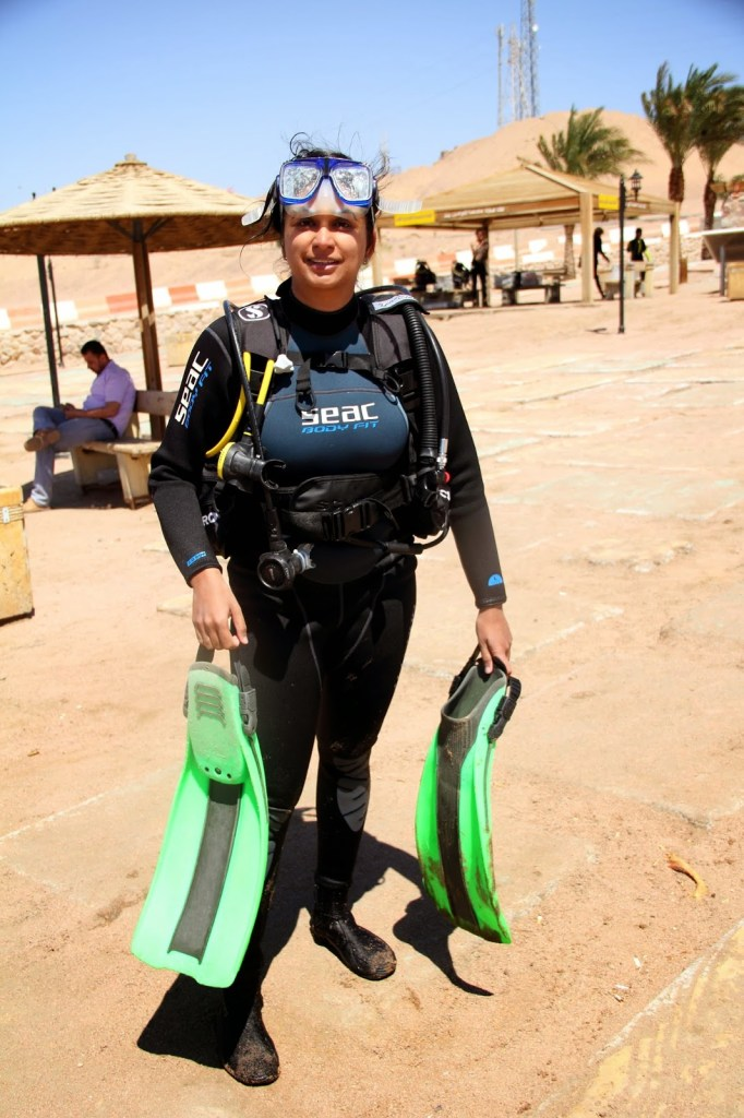 Diving in Aqaba - Red Sea