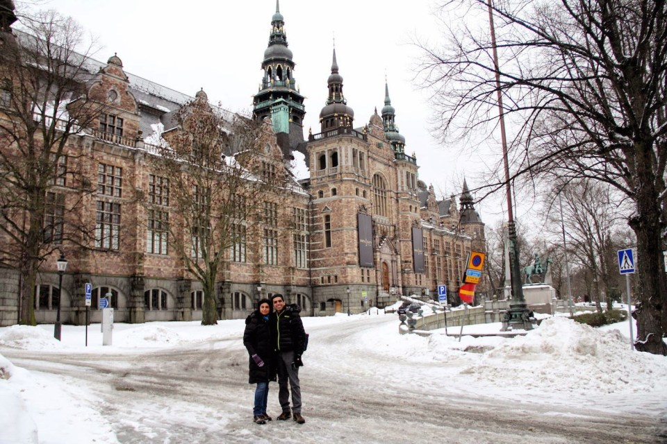 Stockholm: The Nordic Museum