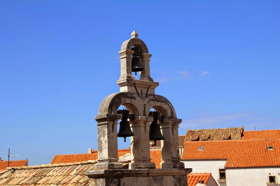 Dubrovnik: Bells and more
