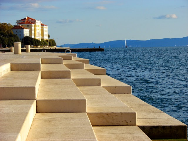 Zadar: Wave Organ (pic COurtesy - Zadar Tourism)