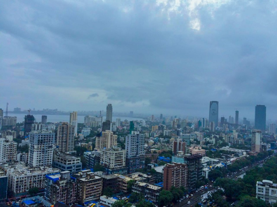 Thank God for the monsoons...but the rains in Mumbai make the city go crazy!