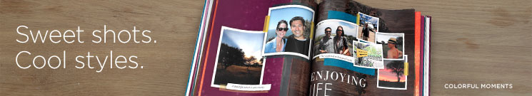 Shutterfly: Save 50% on all photo books