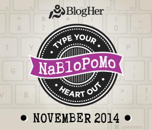 NaBloPoMo: Writing Challenge 30 posts in 30 Days!