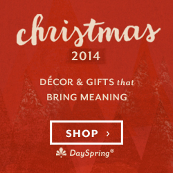 DaySpring Christmas Promotions and Free Shipping!
