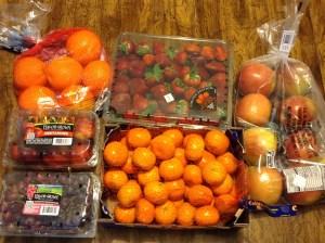 Fruit Haul
