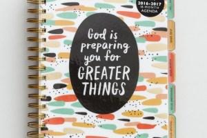 Illustrated Faith Agenda